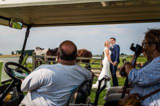 Bruiloft op Tiengemeten Bruidsfotograaf