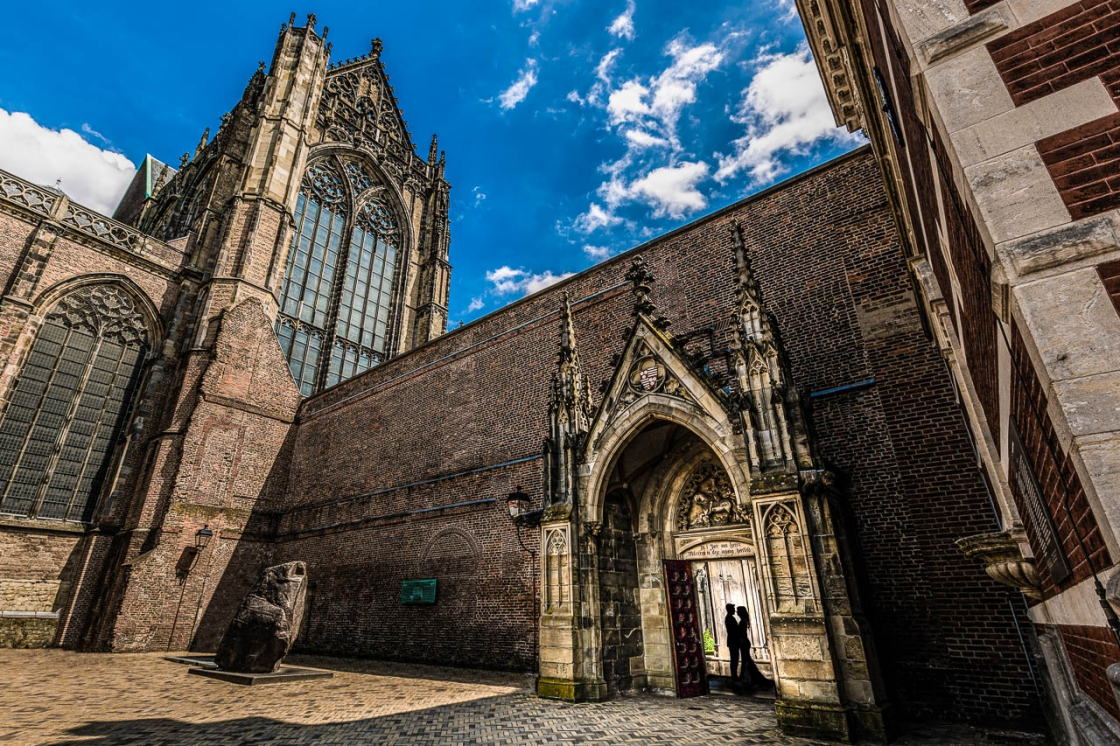 Trouwfotograaf in Utrecht