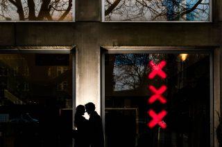 Bruidsfotografie in Amsterdam