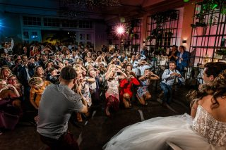 Flashmob Bruiloft