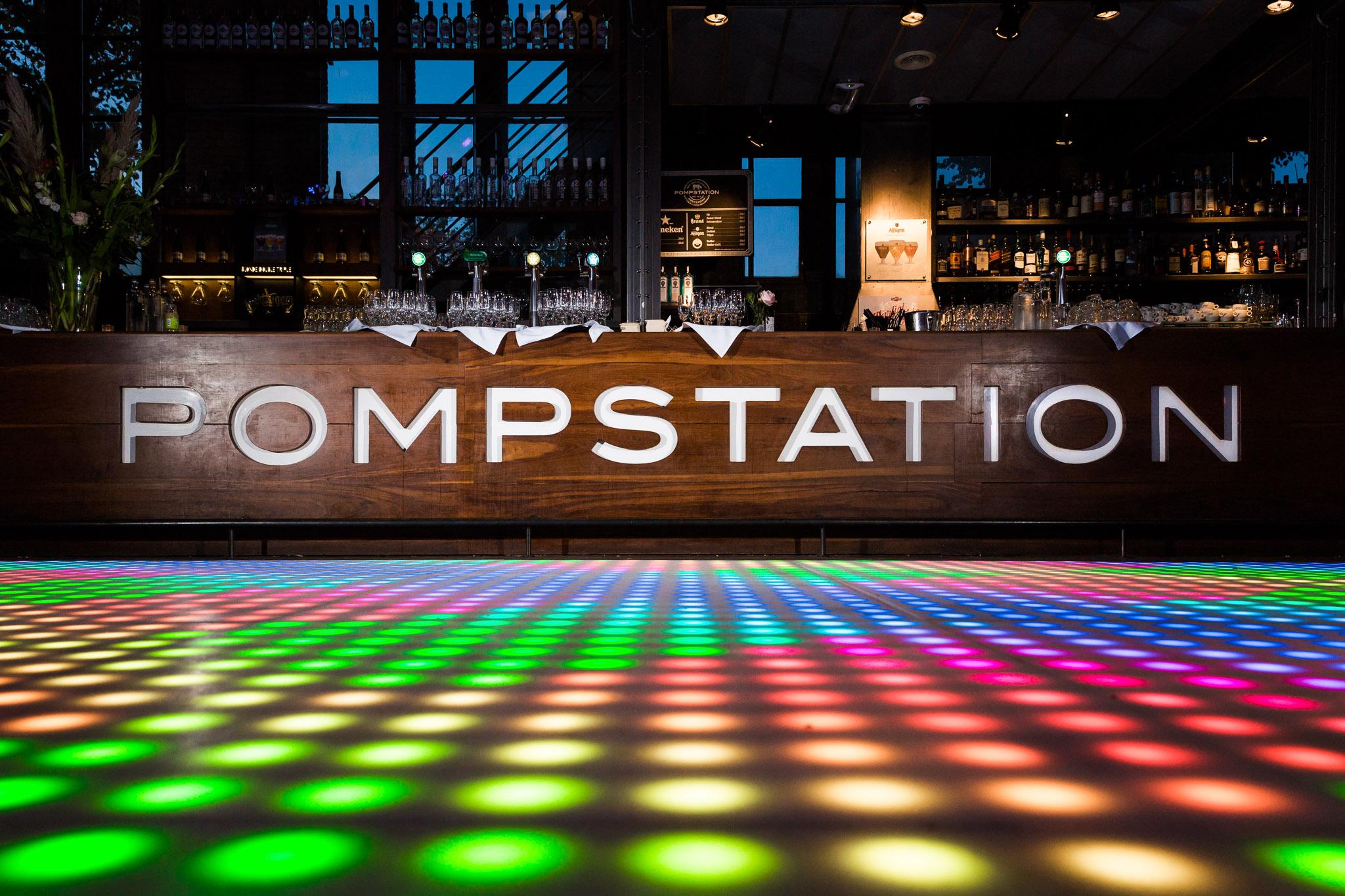 Pompstation Amsterdam