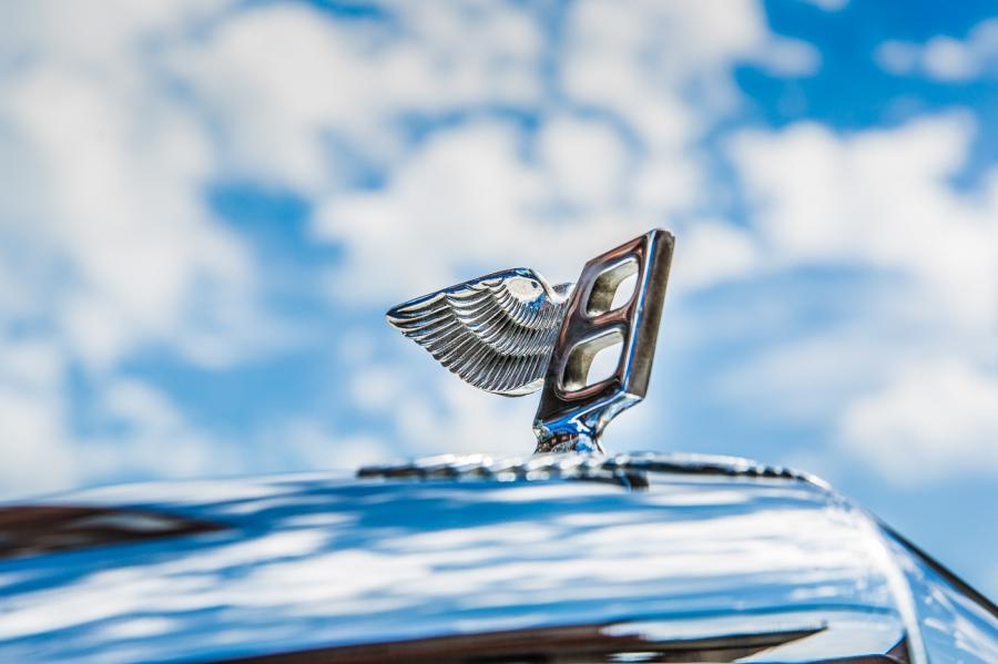 Trouwauto Bentley