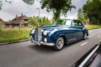 Trouwauto Rolls Royce