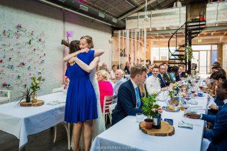 Bruiloft bij Crazy Kitchen