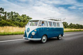 Trouwauto Volkswagen T1 Bus