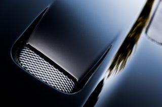Trouwauto Aston Martin