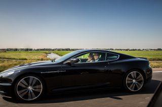 Trouwauto Aston Martin DBS