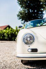 Trouwauto Porsche Speedster