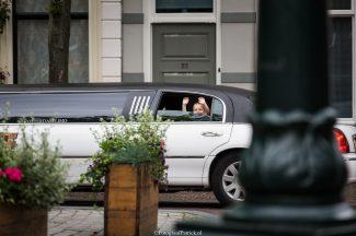 Trouwauto Limousine