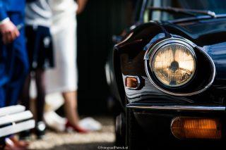 Trouwauto Jaguar E-Type