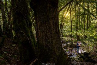 Trouwen in de Ardennen Sechery Belgie