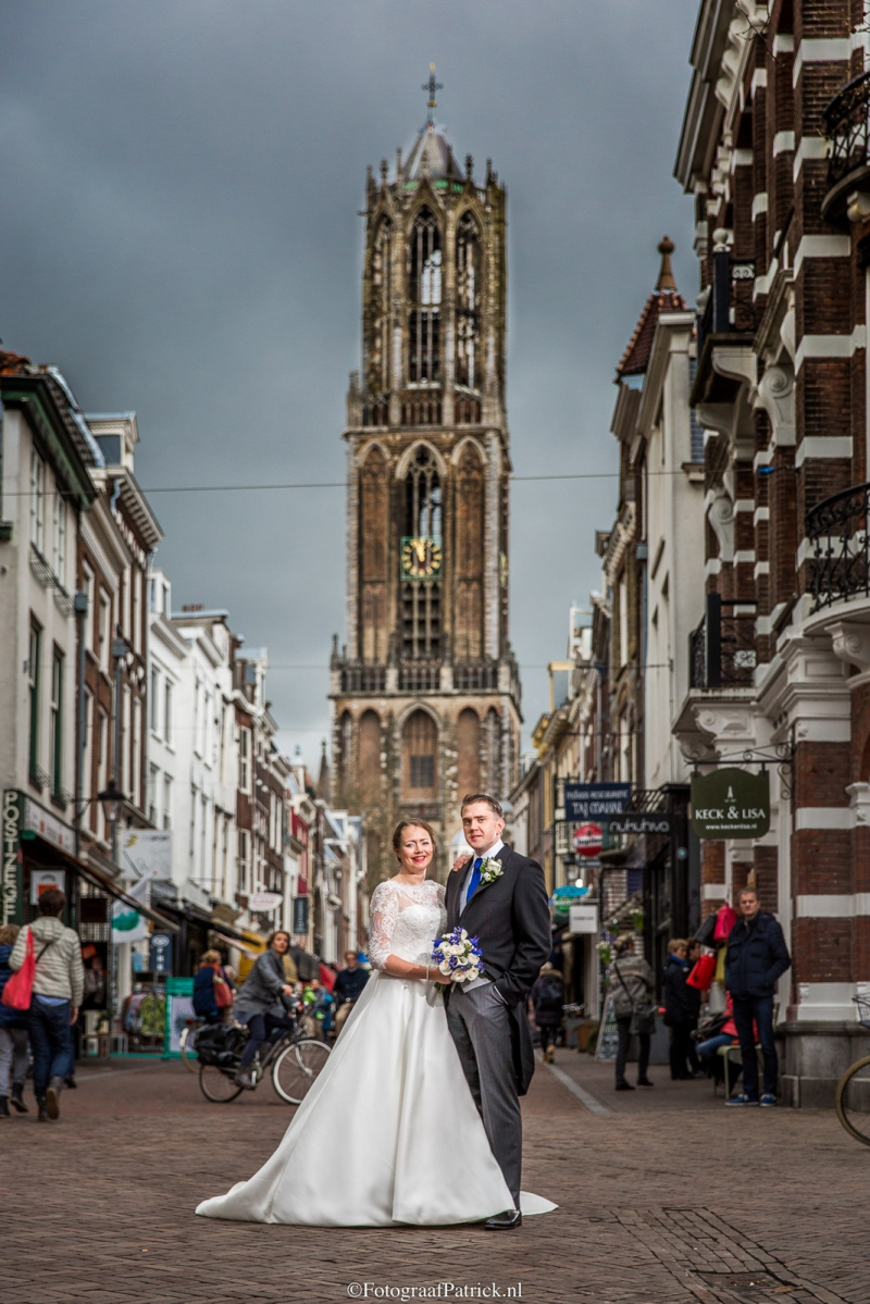 Bruiloft Paushuize