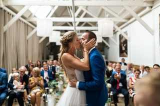Bruiloft bij het Oude Magazijn in Amersfoort