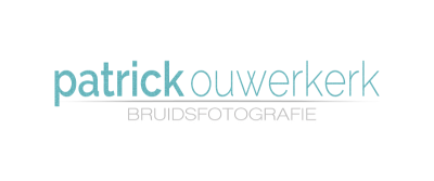 Patrick Ouwerkerk Bruidsfotografie logo